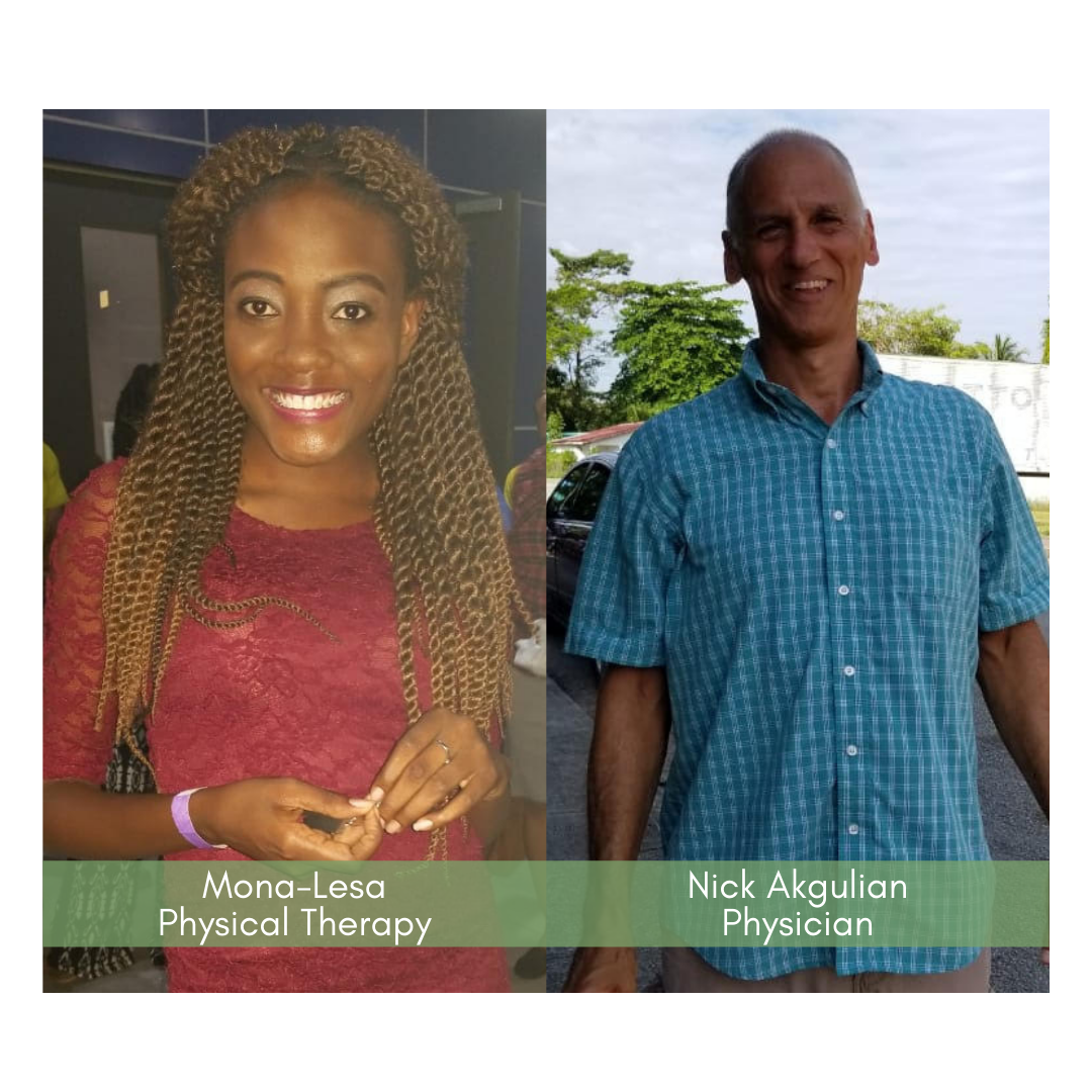 Welcome to New Hillside Staff: Mona-Lesa and Nick Akgulian